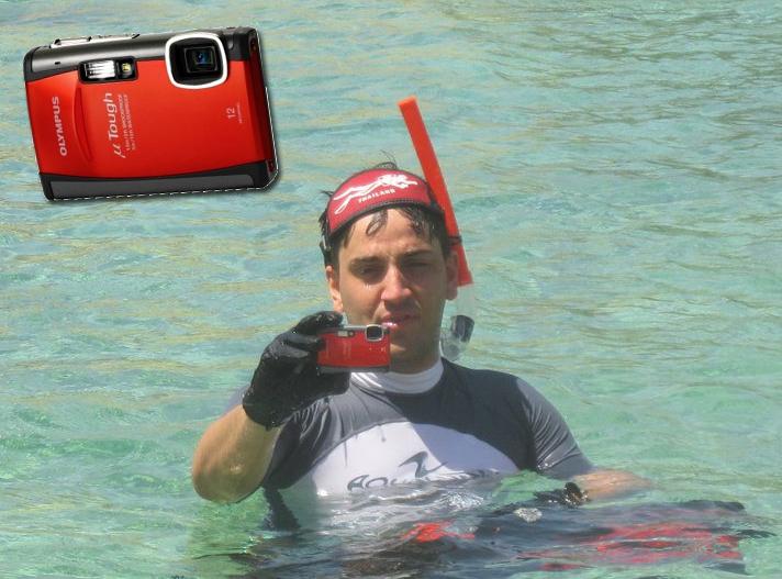 Skicka in din roligaste (mest misslyckade) semesterbild och du har chans att vinna en ny digitalkamera!!